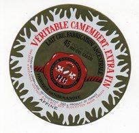 Fev20  94004   étiquette  Camembert   RG - Cheese