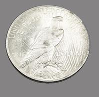 1 Dollar - Liberty - USA - 1923 - TTB -   Argent - Émissions Fédérales
