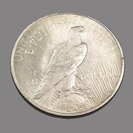 1 Dollar - Liberty - USA - 1923 - TTB + -   Argent - Émissions Fédérales