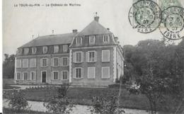 38 LA TOUR DU PIN .  LE CHATEAU DE MARLIEU - La Tour-du-Pin