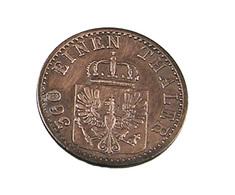 1 360 De Thaler - Pfennig -   Allemagne - Cuivre - 1868 C - TTB - - [ 1] …-1871 : German States