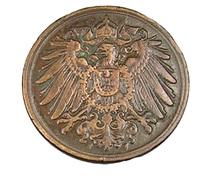 1  Pfennig -   Allemagne - Bronze - 1897 - TTB - - [ 1] …-1871 : German States