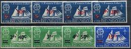 Saint Pierre Et Miquelon  1945 Série N° YVERT 315/22 Neuf ** - Nuovi