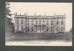 CPA - 61 - Le Bourg-Saint-Léonard - Le Chateau - France