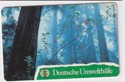 TK 21438 GERMANY - Chip - O614B 12.93 Deutsche Umwelthilfe 3800 Ex. - Allemagne