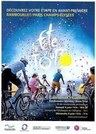 Tour De France 2019 Rambouillet La Fête Du Tour Sport Vélo Cyclisme Cycliste - Wielrennen
