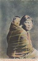 Musquakie Indian Woman & Baby , Tama , Iowa , 00-10s - Indiens De L'Amerique Du Nord