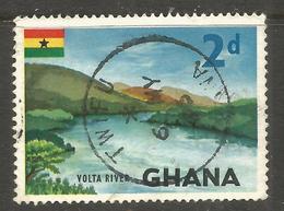 GHANA. TWIFU POSTMARK. - Ghana (1957-...)