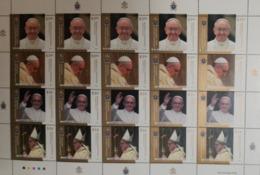 U) 2013, ARGENTINA, POPE FRANCIS, VATICAN CITY, STAMP - Argentina