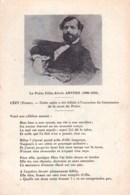 89 - Yonne -  Cezy - Le Poète Félix Alexis Arvers (1806 - 1850) Carte éditée à L'occasion Du Centenaire De Sa Mort - France