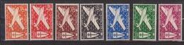 REUNION            N°  YVERT  PA 28/34   NEUF SANS CHARNIERE      ( Nsch 02/20 ) - Réunion (1852-1975)