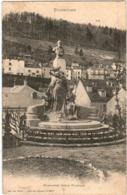6BPS 746. PLOMBIERES LES BAINS - MONUMENT LOUIS FRANCAIS - Plombieres Les Bains