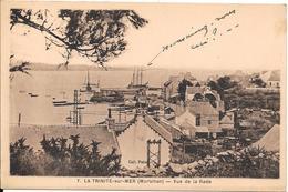 1939 - LA TRINITE-sur-MER : Vue De La Rade - La Trinite Sur Mer