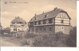 "Coq S. Mer - Villa ""La Grange"" - De Haan"