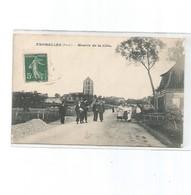 Fromelles-carte écrite - France