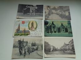 Lot De 60 Cartes Postales De Belgique  Anvers      Lot Van 60 Postkaarten Van België  Antwerpen - 60 Scans - 5 - 99 Cartes