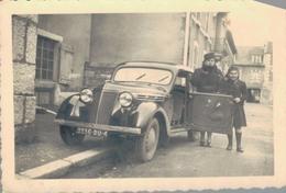 J38 - Photo Originale - Une Belle Juva 4 Renault - Automobiles