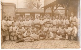92  RUEIL  GROUPE DE MILITAIRES  10° RI ART COL TR   TRES BEAU PLAN   CARTE PHOTO  1931 - Personaggi