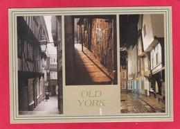 Modern Multi View Post Card Of Old York,Yorkshire,England,P37. - York