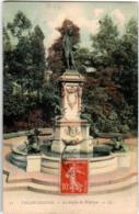 61if 1835 CPA - VALENCIENNES - LA STATUE DE WATTEAU - Valenciennes