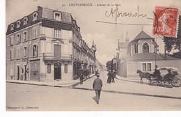 CAHATEAUROUX - Chateauroux