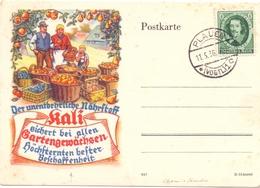 DEUTSCHE REICH 1936 POSTKARTE   (FEB200342) - Allemagne