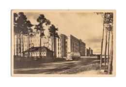 Photo Postcard - Friedrich Engels Street, Stalinstadt ( Present Day Eisenhüttenstadt) Former East German, Lot # ETS 596 - Unclassified