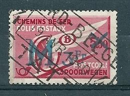 TR 210 Gestempeld NORD BELGE - STATTE - Bahnwesen
