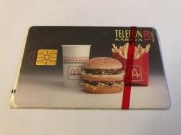 1:274 - Hungary McDonalds  Mint In Blister - Ungarn