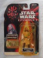 Star Wars Episode 1 : Qui-Gon Jinn ( Tomy/Hasbro ) - Figurines