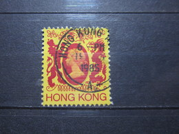"VEND BEAU TIMBRE DE HONG-KONG N° 382 , OBLITERATION "" HONG KONG A "" !!! - Hong Kong (...-1997)"