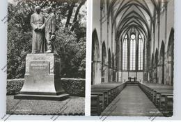 5000  KÖLN, KOLPING, Minoritenkirche Und Kolping-Denkmal - Koeln