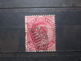 "VEND BEAU TIMBRE D ' INDE N° 54 , OBLITERATION "" DALHOUSIE "" !!! - 1902-11 King Edward VII"