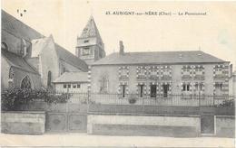 AUBIGNY: LE PENSIONNAT - Aubigny Sur Nere