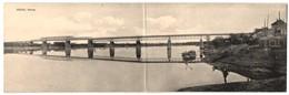Klapp-AK Brcko, Totalansicht Der Brücke - Bosnia And Herzegovina