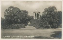 München Englischer Garten Mit Monopteros Gl1936 #124.071 - Unclassified