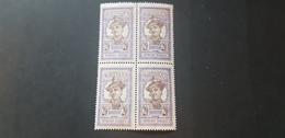 Martinique Yvert 67** Bloc De 4 - Unused Stamps