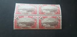 Martinique Yvert 73a** Bloc De 4 - Unused Stamps