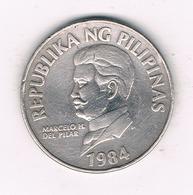 50 SENTIMOS 1984 FILIPPIJNEN /955/ - Philippines