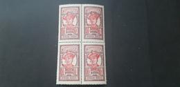 Martinique Yvert 94** Bloc De 4 - Unused Stamps