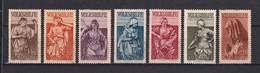 Saargebiet - 1934 - Michel Nr. 171/77 - Ungebr. - 110 Euro - 1920-35 Société Des Nations