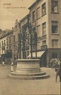 Anvers - Le Puits Quinten Matsys Gl1910 #135.584 - Belgique