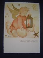 CARTE POSTALE Ancienne Enfant : HERZLICHE WEIHNACHTSGRUSSE / HUMMEL / JOSEF MULLER - MUNCHEN N° 5765 / GERMANY - Vari