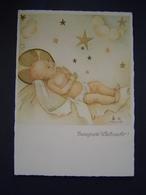 CARTE POSTALE Ancienne Religion : GESEGNETE WEIHNACHT / HUMMEL / JOSEF MULLER - MUNCHEN N° 5764 / GERMANY - Allemagne