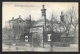 BERCK PLAGE Militaria Hôpital Dépôt N° 49 (LS) Pas De Calais (62) - Berck