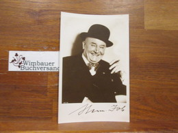 Postkarte Hermann Job (Schauspieler Köln) - Unclassified