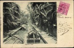 Cp Sri Lanka, Negombo Canal - Sri Lanka (Ceylon)