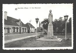 Sint-Gillis-Waas / Sint-Gillis (Waes) - H. Hart Monument - Sint-Gillis-Waas