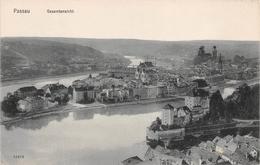 Passau - Gesamtansicht Ngl #167.016 - Allemagne