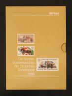 Jahrbuch Bund 1986, Postfrisch ** Wie Verausgabt - [7] Repubblica Federale